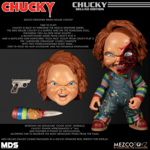 Chucky Die Mörderpuppe 3 Designer Series Deluxe Chucky 15 cm
