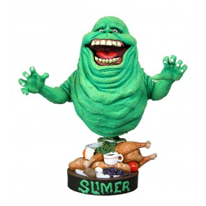 Ghostbusters Slimer Head Knocker Wackelkopf-Figur 18 cm