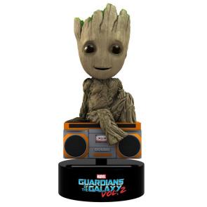 Guardians of the Galaxy Vol 2 Groot Body Knocker Wackelfigur 15 cm