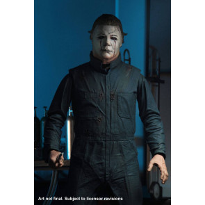 Halloween 2 Michael Myers Ultimate Actionfigur 18 cm