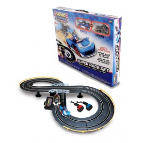 Sonic & All-Stars Racing Transformed Rennbahn Set Sonic & Shadow
