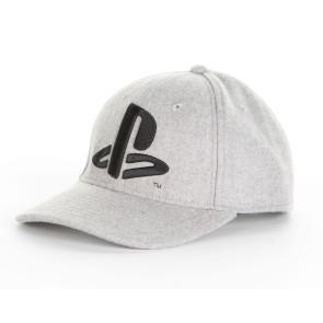 PlayStation Baseball Cap Black Logo