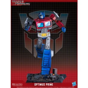 Transformers Optimus Prime Classic Scale Statue 27 cm