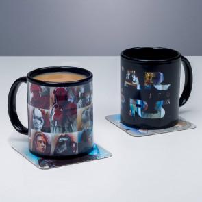 Star Wars Episode VIII Tasse mit Thermoeffekt Glossar