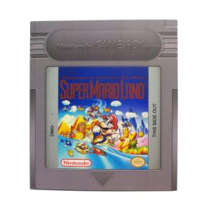 Nintendo Game Boy Notizbuch Mario Land Cartridge