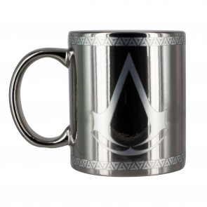 Assassin's Creed Chrome Tasse Logo