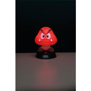 Super Mario 3D Lampe Gumba 10 cm