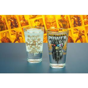 Avengers Infinity War Glas mit Farbwechseleffekt Infinite Power