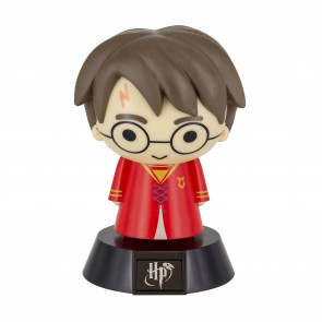 Harry Potter 3D Icon Lampe Harry Potter Quidditch 10 cm