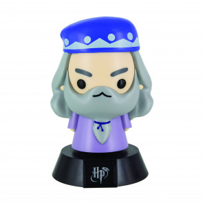Harry Potter 3D Icon Lampe Dumbledore 10 cm