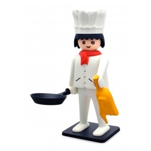 Playmobil Vintage Collection Figur Koch 21 cm