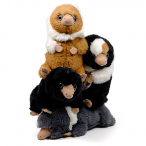Phantastische Tierwesen 4er-Pack Baby Nifflers Plüschfiguren 20 cm