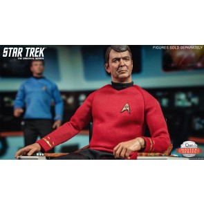 Star Trek TOS Master Series Actionfigur 1/6 Lt. Commander Scott 'Scotty' 30 cm