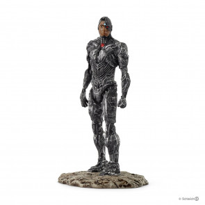 Justice League Movie Figur Cyborg 18 cm