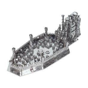 Game of Thrones Königsmund 3D Metall-Modellbausatz