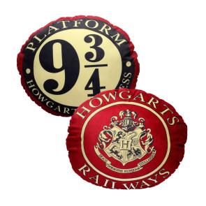 Harry Potter 9 3/4 Kissen 45 cm