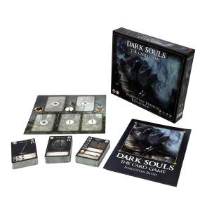 Dark Souls Kartenspiel-Erweiterung Forgotten Paths