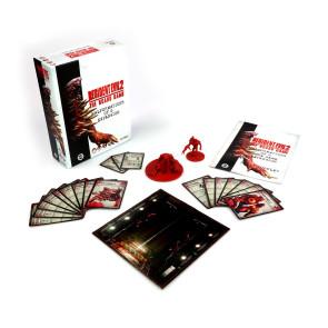 Resident Evil 2 Malformations of G Brettspiel-Erweiterung