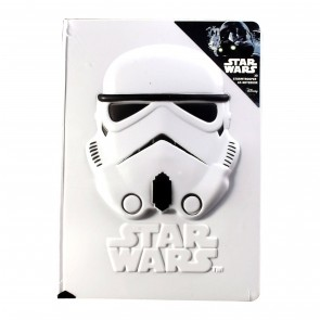 Star Wars Rogue One A5 Notizbuch 3D Stormtrooper