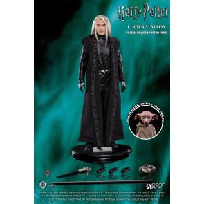 Harry Potter MFM Lucius Malfoy & Dobby 1/6 Actionfiguren Doppelpack 15-30 cm