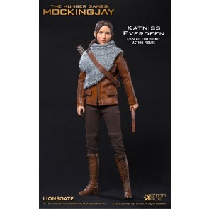 Die Tribute von Panem Catching Fire MFM Actionfigur 1/6 Katniss Everdeen Hunting Ver. 30 cm