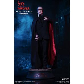 Dracula Nächte des Entsetzens Statue 1/4 Count Dracula 53 cm