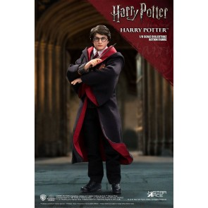 Harry Potter Real Master Series 1/8 Actionfigur Uniform Version 23 cm