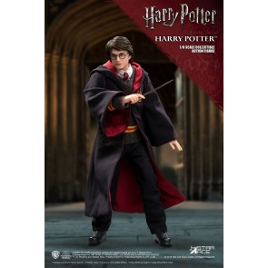 Harry Potter Real Master Series 1/8 Actionfigur Uniform Version 23 cm