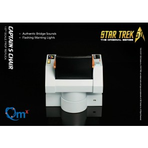 Star Trek TOS Replik 1/6 Captain's Chair 20 cm