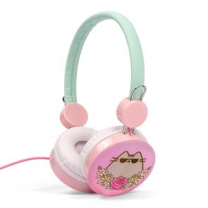 Pusheen Kopfhörer Tech