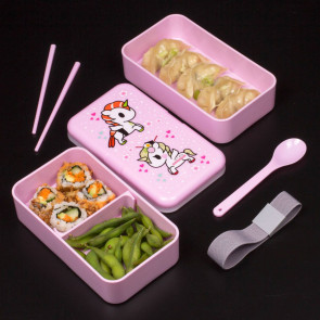 Tokidoki Bento Snackbox Set