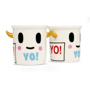 Tokidoki Blumentopf Yoghurt