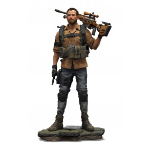 Tom Clancys The Division 2 Brian Johnson Agent Statue 25 cm