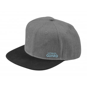 Ultimate Guard Snapback Cap Dunkelgrau