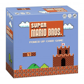Super Mario Bros. Kartenspiel Power Up