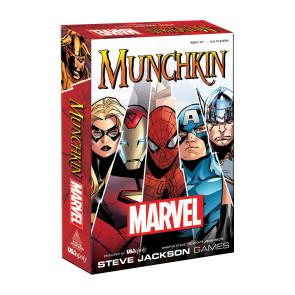 Munchkin Kartenspiel Marvel
