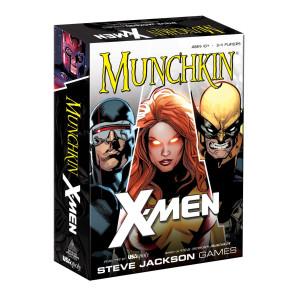 Munchkin Kartenspiel X-Men