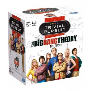 The Big Bang Theory Kartenspiel Trivial Pursuit