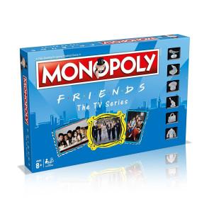 Friends Brettspiel Monopoly *Englische Version*