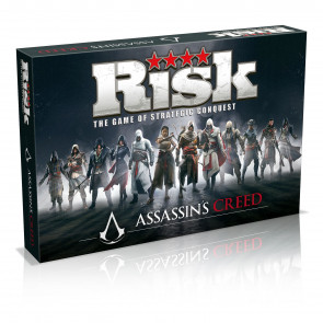 Assassin's Creed Brettspiel Risiko