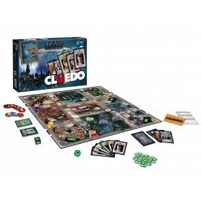 Harry Potter Brettspiel Cluedo Collectors Edition