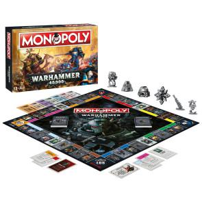 Warhammer 40K Brettspiel Monopoly *Deutsche Version*
