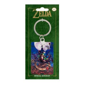 Legend of Zelda Majoras Mask Metall Schlüsselanhänger Moon 6 cm