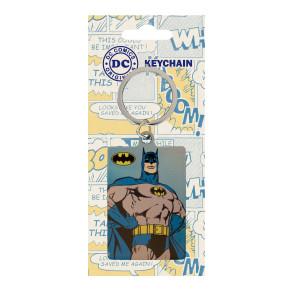 DC Comics Metall Schlüsselanhänger Batman 6 cm