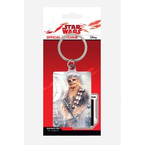 Star Wars Episode VIII Metall Schlüsselanhänger Chewbacca Bowcaster 6 cm