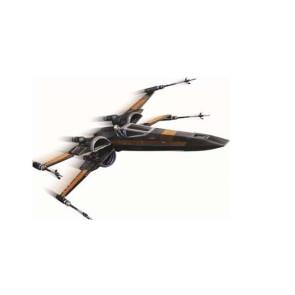 Star Wars VII Poe Dameron X-Wing Fighter Elite Edition 1/18 Diecast Modell 15 cm