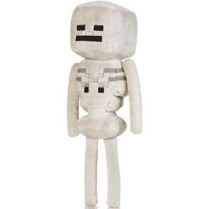 Minecraft Skeleton Plüschfigur 30 cm