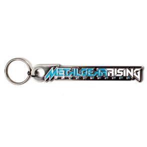 Metal Gear Rising Metall Schlüsselanhänger Logo