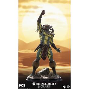 Mortal Kombat X Kotal Kahn Sun God 1/4 Statue 69 cm