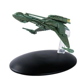 Star Trek 22nd Century Klingonischer Bird-of-Prey Modell